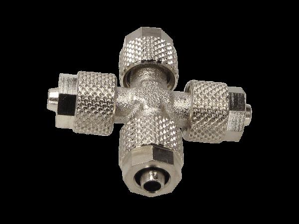 Kreuzverbinder 8/6 mm