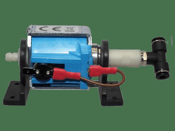 Druckpumpe LCP4 mit Thermosicherung und T - Abgang