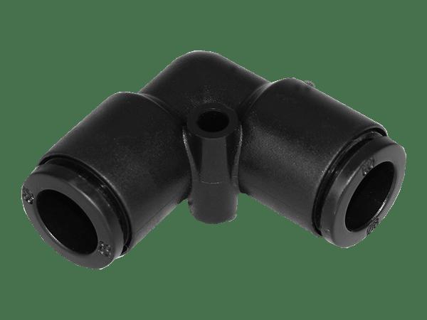 Winkel-Verbinder Stecknippel 8 mm