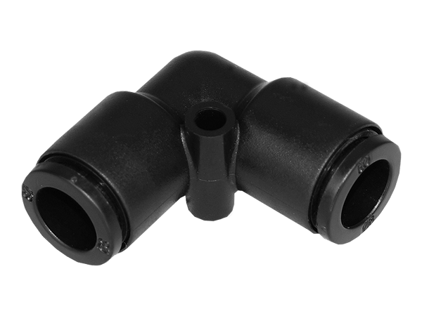 Winkel-Verbinder Stecknippel 4 mm