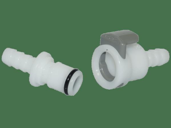 Rapid Quick ECO - Schnellanschluss für drucklose Schlauchsysteme