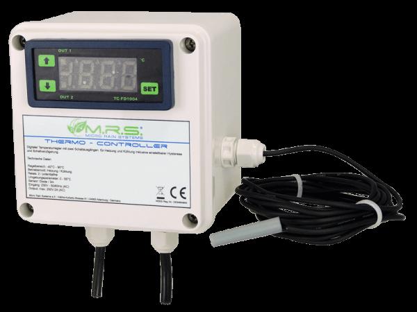 M.R.S. Thermo-Controller 2 Kanal Temperaturregler