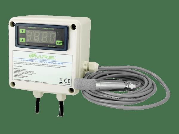 M.R.S. Hygro-Controller Luftfeuchteregler - Feuchtesensor mit Kondensationsschutz