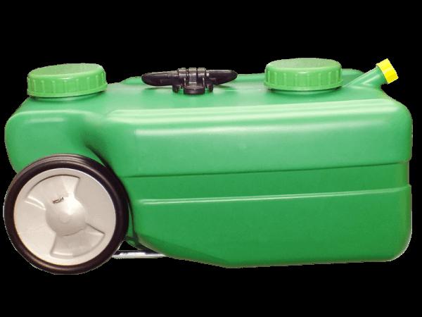Mobiler Wassertank 25 Liter ohne Zubehör