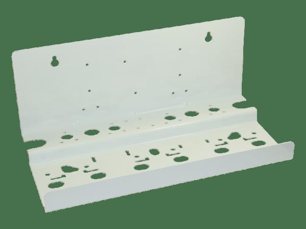 Wandhalterung für 5 Zoll und 10 Zoll Filtergehäuse