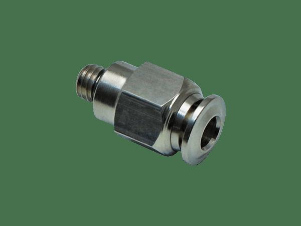 Einschraub - Steckverschraubung Metall M5