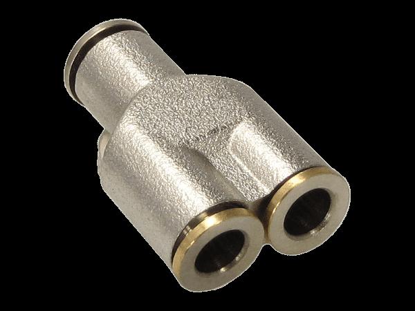 Y-Verbinder Metall 6mm