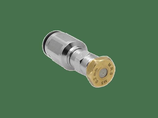 M.R.S. Micro-Nebeldüse mit Schnellsteckverschluss