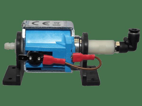 Druckpumpe LCP4 mit Thermosicherung und L - Abgang
