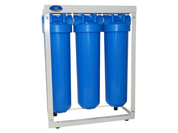 Wasserfilteranlage XL - 20 Zoll inkl. Manometer