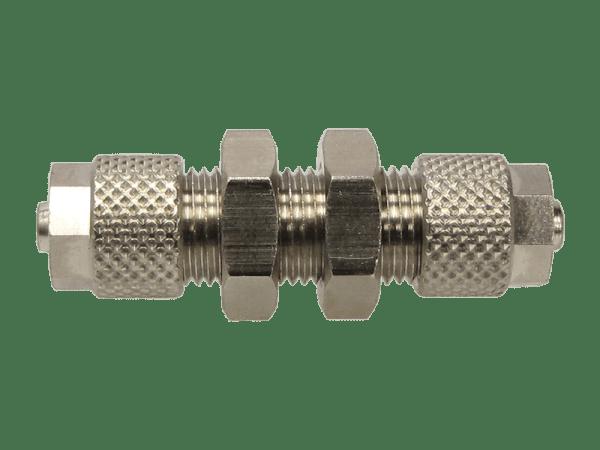 Schottverbinder Schnellverschraubung 10/8 mm