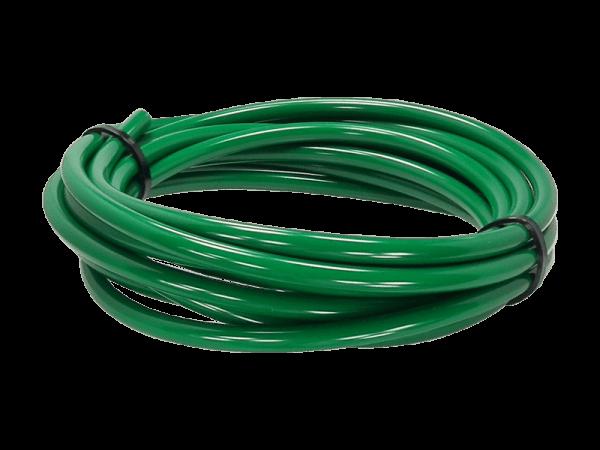 Druckschlauch Beregnungsanlage PU 10 bar grün 4/2,5 mm