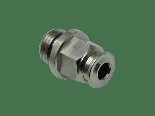 Einschraub - Steckverschraubung Metall 1/8 Zoll