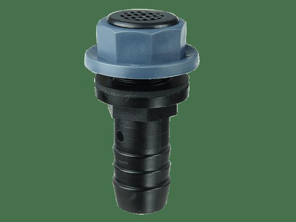 Terrarium Abfluss-Set 1.3 cm - 1/2 Zoll gerader Abgang